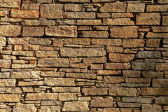 Mur de roche de fond Images libres de droits