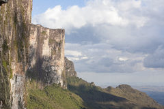 Mur de Roraima Photo stock
