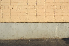 mur de rue Image libre de droits