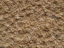 Mur de sable Image libre de droits