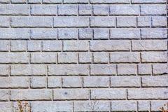 Mur de soutènement en pierre Image libre de droits