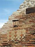 mur de symbole phallique Photo libre de droits