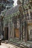 Mur de temple Images libres de droits