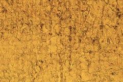 Mur de terre grasse Photo libre de droits