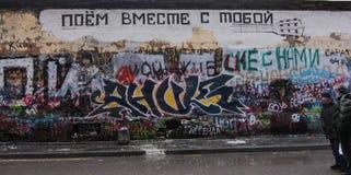Mur de Tsoi Photo libre de droits