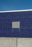 Mur de tuile Photographie stock