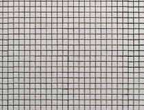 Mur de tuile de mosaïque Photographie stock libre de droits