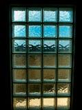 Mur de verre image libre de droits