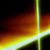 Mur de vidéo de matrice de points images libres de droits