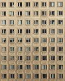 Mur de Windows Photo stock