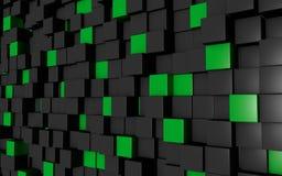 Mur des briques Photos libres de droits