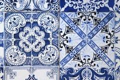 Mur des carreaux de céramique colorés pour le fond Photo libre de droits