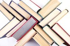 Mur des livres Photo libre de droits