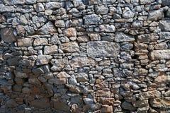 Mur des pierres Image libre de droits