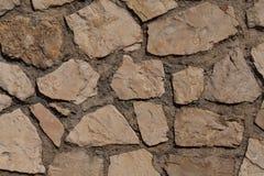 Mur des pierres comme texture photographie stock libre de droits