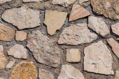 Mur des pierres comme texture image libre de droits