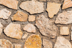 Mur des pierres comme texture photo stock