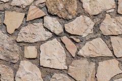 Mur des pierres comme texture photos libres de droits