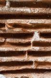 Mur des trous de briques photographie stock libre de droits
