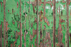 Mur des vieux conseils Photos stock