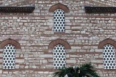 Mur du bâtiment arabe photo stock