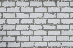 Mur du bloc de mousse, fond concret aéré images stock