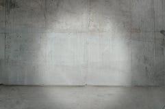 Mur en béton Photographie stock