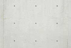 Mur en béton Images libres de droits
