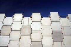 Mur en béton Image libre de droits