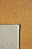 Mur en béton dans deux couleurs photos libres de droits