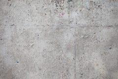 Mur en béton de haute résolution Photographie stock libre de droits
