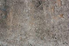 Mur en béton et en béton brut Image libre de droits