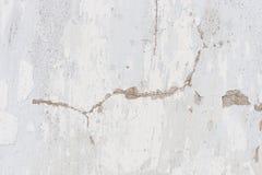 mur en béton fendu couvert de texture grise de ciment photographie stock libre de droits