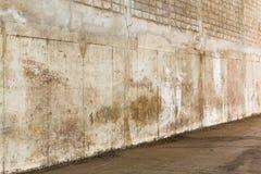 Mur en béton grunge Photo libre de droits