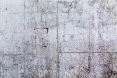 Mur en béton nu sale et lisse photographie stock libre de droits