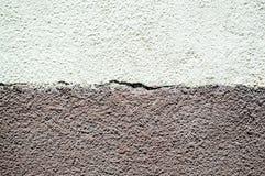 Mur en béton peint par texture Photographie stock libre de droits
