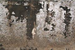 Mur en béton sale Images libres de droits