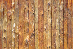 Mur en bois Photo stock