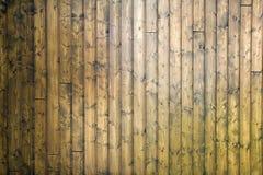 Mur en bois Image libre de droits