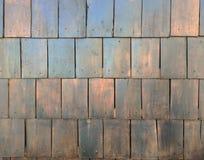 Mur en bois Photos stock