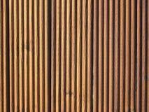 Mur en bois. Photos libres de droits