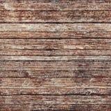 Mur en bois avec la peinture rouge, texture sans couture de fond Image stock