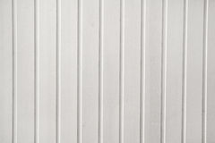Mur en bois blanc Photos stock