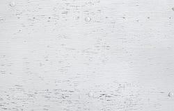 Mur en bois blanc image libre de droits