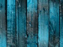Mur en bois coloful de cru Photos stock