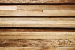 Mur en bois décorativement décoré avec une inscription Photographie stock libre de droits