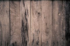 Mur en bois de planche photographie stock