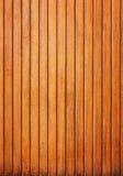 Mur en bois de planches Images libres de droits