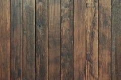 Mur en bois dur de planche images stock