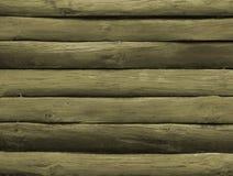 Mur en bois gris Photo libre de droits